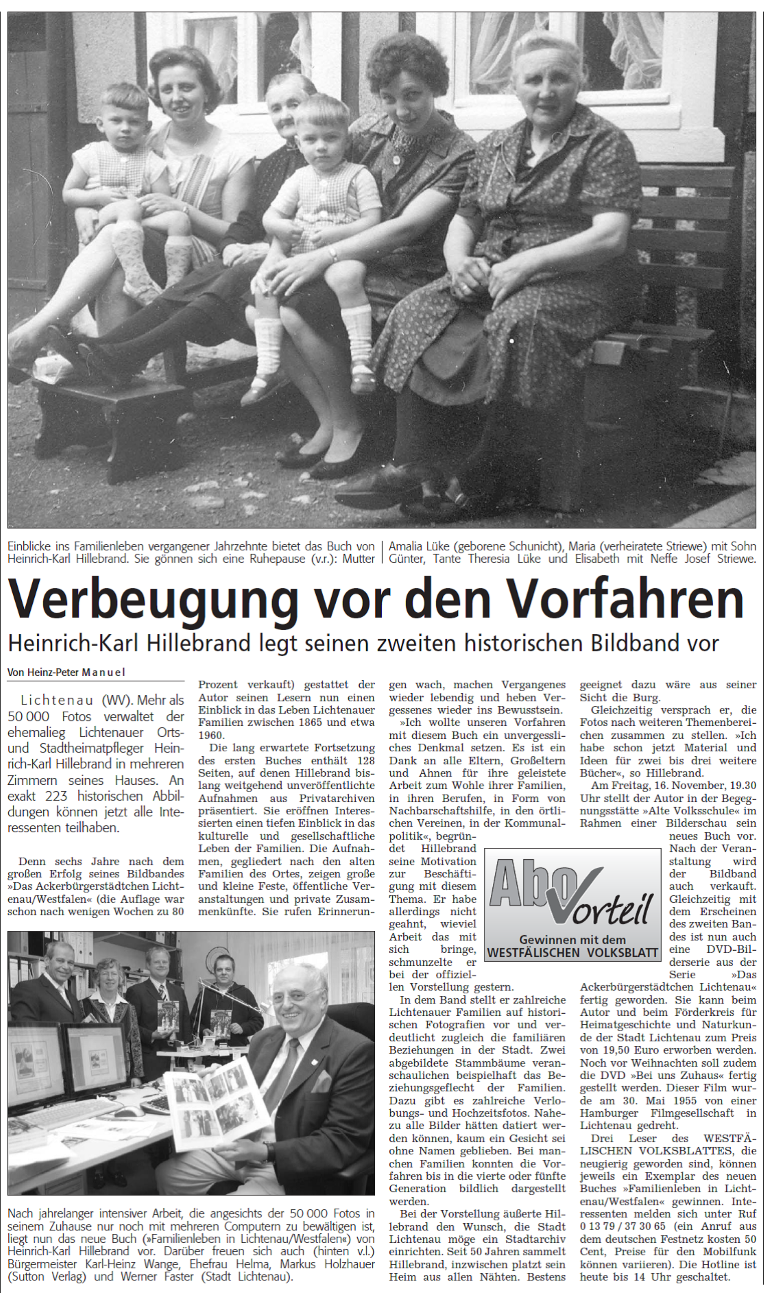 Westfalen-Blatt Nr. 259